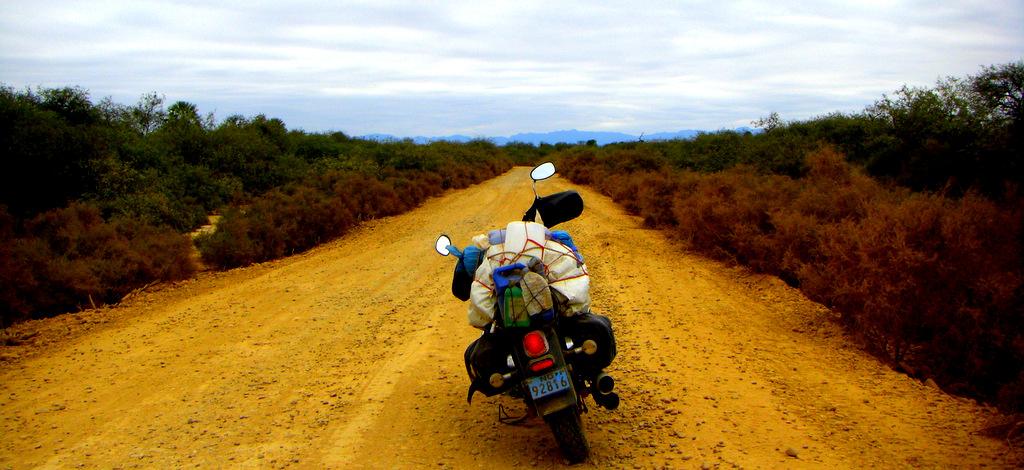 Rocketman: Atravesando El Chaco