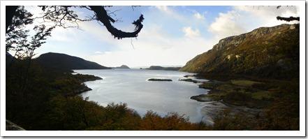 Bahía Lapataia, Ushuaia - Lugares como éste valen la pena arriesgarse.