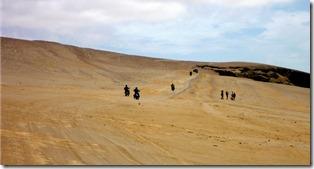 Nuestro propio Dakar.