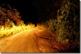 Si miras mucho tiempo al abismo, el abismo te devuelve la mirada... a veces en la forma de fantasmas solitarios.