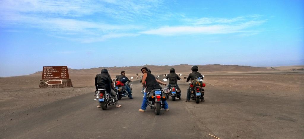 El retorno a las carreteras: Fin de semana en Paracas