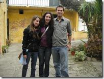 "Las ""hermanas"" Lopez"