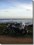 Donde el Río de la Plata se convierte Océano Atlántico