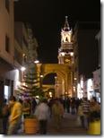 Catedral desde la Calle Mercaderes