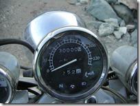 Dos tercios de la vida de la moto fueron en plena aventura. ¿Cuántos podrían decir eso?
