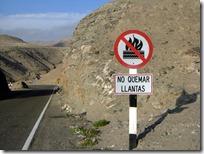 Sólo en el Perú.