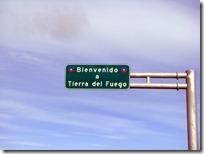 Bienvenido a Tierra del Fuego