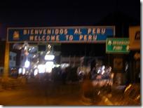 Finalmente llegando a Puno.