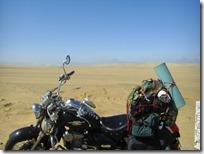Desiertos hasta el horizonte