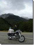 Montañas y motos