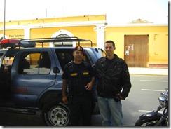 Muy agradecido, Oficial Lizarzaburo