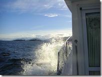 Surcando los mares