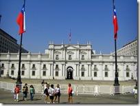 """Palacio de La Moneda: sin tours internos debido a """"daños estructurales"""""""