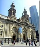 Catedral en la Plaza de Armas