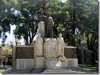 Esta es la única foto que tengo de algo cultural en Mendoza.