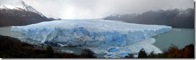 Impactante Glaciar Perito Moreno
